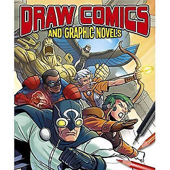 Dessiner des Comics et romans graphiques