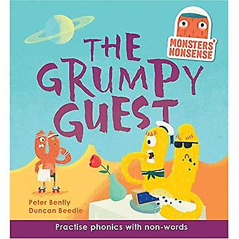 Monsters' Nonsense: The Grumpy Guest (Level 5): Practise phonics with non-words - Level 5 (Monsters' Nonsense)