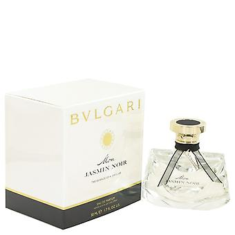 Mon Jasmin Noir by Bvlgari Eau De Parfum Spray 1.7 oz / 50 ml (Women)
