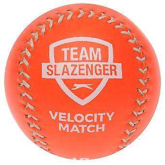 Slazenger Unisex Velocity Match Rounders Ball