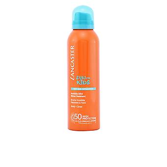Lancaster Sun Kids Invisible Mist Wet Skin Spf50 200ml Unisex New