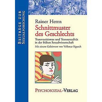 Schnittmuster des Geschlechts by Herrn & Rainer