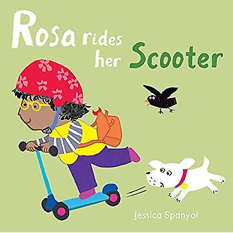 Rosa Rides her Scooter by Rosa Rides her Scooter - 9781786281234 Book