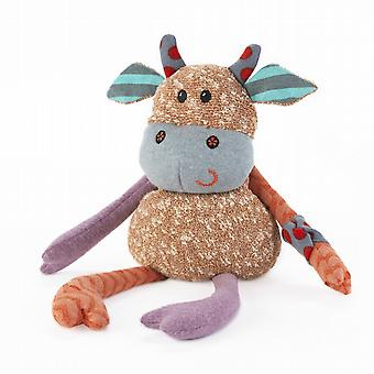 Warmies Lavender Scented Knitted Microwavable Cow