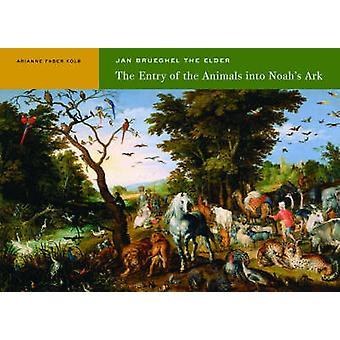Jan Breugel the Elder - The Entry of Animals into Noah's Ark by Ariann