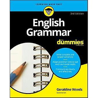 English Grammar For Dummies by Geraldine Woods - 9781119376590 Book