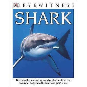 DK Eyewitness Books - Shark by Miranda MacQuitty - 9781465426154 Book