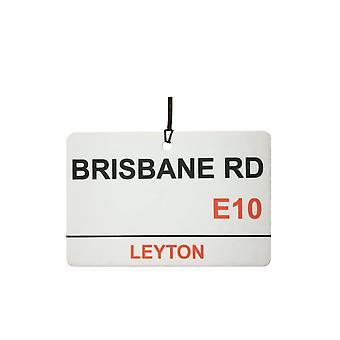 Leyton Orient / Brisbane Rd Street registrera bilen luftfräschare
