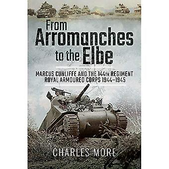 From Arromanches to the Elbe: Marcus Cunliffe and the 144th Regiment Royal Armoured Corps 1944-1945