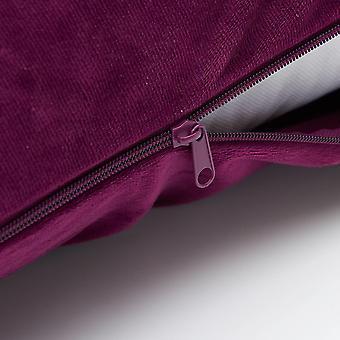 Snipe case Purpurlila Velour to Body pillow Eleonora U-shape