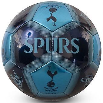 Firma del balompié de Tottenham Hotspur