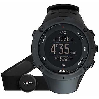 Suunto Ambit3 Peak SS020674000 Watch Black (HR)