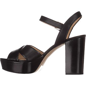 MICHAEL Michael Kors Womens Divia Open Toe Casual Ankle Strap Sandals