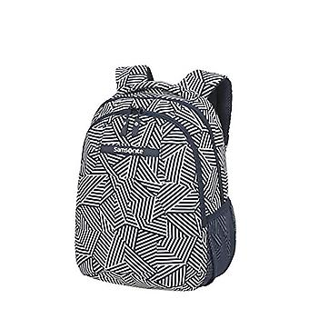 Samsonite Rewind Backpack S - 38 cm - 15 L - Blue (Navy Blue Stripes)