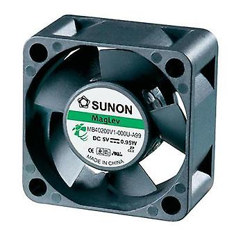 SUNON® DR MAGLev® fan MB40200V2-0000-A99 (W x H x D) 40 x 40 x 20 mm Operating volta