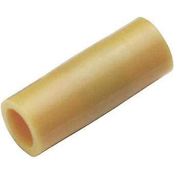 Parallel connector 4 mm² Insulated Yellow