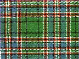 MacFarlane Hunting, Ancient - Pure Wool Tartan