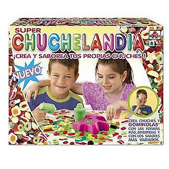 Educa new Chuchelandia (Toys , Educative And Creative , Chef-Zone)