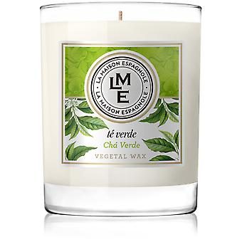 LME Glass candle (Woman , Perfume , Household Fragances)