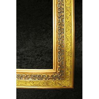 Baroque frame frame antique style Ta060-1-75x100f