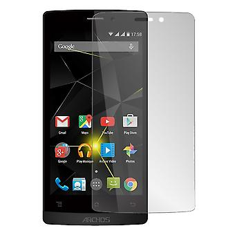 Archos 50 Diamond screen protector 9 H laminated glass laminated glass, tempered glass