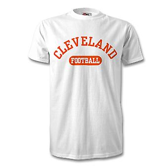 Cleveland voetbal T-Shirt