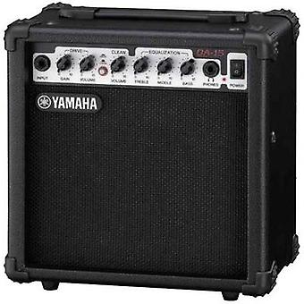 Electric guitar amplifier Yamaha GA 15 Black