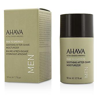 Ahava Time To Soothing Energize Na Shave Moisturizer 50ml / 1.7oz