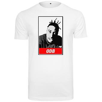 Wu-wear hip hop hvid skjorte - ODB