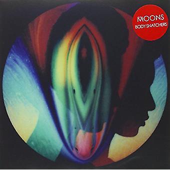Måner - Body Snatchers [Vinyl] USA importerer
