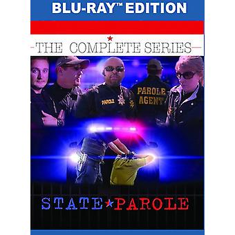 State Parole: The Complete Series [Blu-ray] USA import