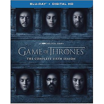 Game of Thrones: The Complete Sixth Season [Blu-ray] USA import
