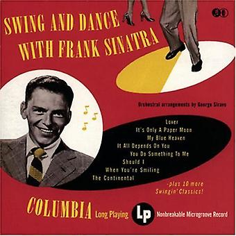 Frank Sinatra - & Swingdans med Frank Sinat [CD] USA import