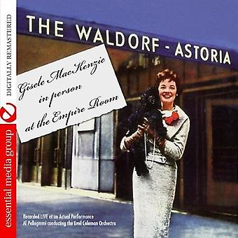 Gisele Mackenzie - In Person beim Empire Room [CD] USA import