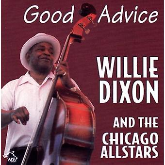 Willie Dixon - gode råd [CD] USA import