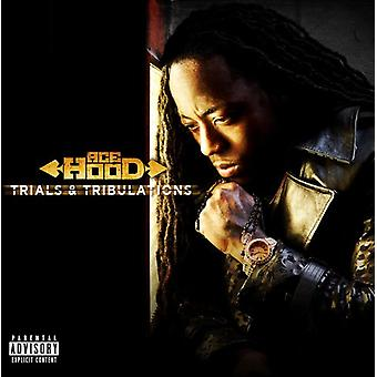 Ace Hood - prövningar & vedermödor [CD] USA import