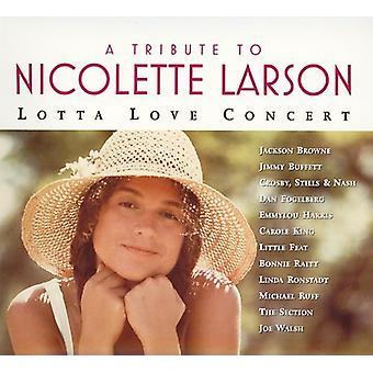 Homenaje a Nicolette Larson - homenaje a Nicolette Larson [CD] USA importar