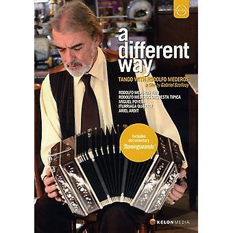 Forskellige måde: Tango [DVD] USA importerer