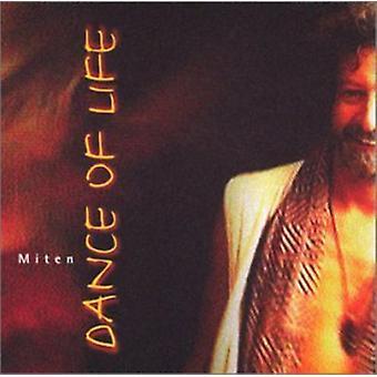 Miten - Dance for Life [CD] USA import