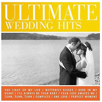 Ultimate Wedding Hits - Vol. 1-Ultimate Wedding Hits [CD] USA import