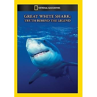 Great White Shark: Truth Behind the Legend [DVD] USA import