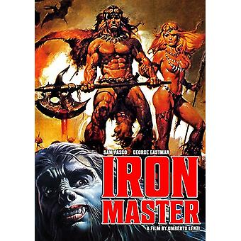 Jern Master (1983) [DVD] USA importerer