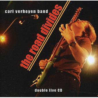 Carl Verheyen Band - Roaddivides [CD] USA import