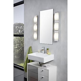 Eglo WASAO 3 Light Bathroom Wall Lighting