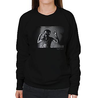 Lee Scratch Perry jungelen Lion Studio 1980 kvinners Sweatshirt