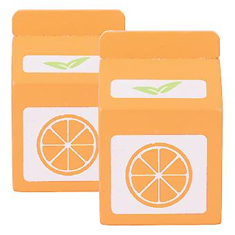 Bigjigs Toys Orange Juice (Pack of 2)
