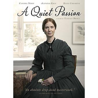 Quiet Passion [Blu-ray] USA import