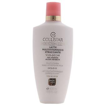 Collistar Multivitamin Make-Up Remover Milk 400 Ml Pns