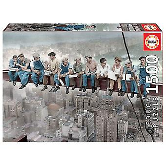 Educa New York Lunch Puzzle 1500 Pieces (Speelgoed , Bordspellen , Puzzels)