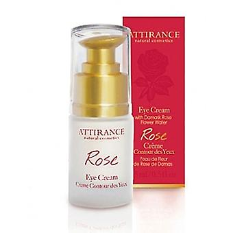 Attirance eye cream rose 15 ml